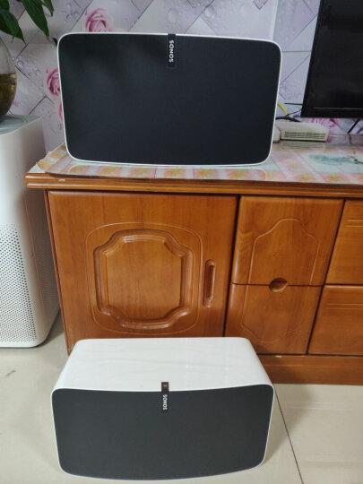 SONOS PLAY:5音响 音箱 家庭智能音响系统 智能音响 WiFi无线 书架音响 多房间(白色) 晒单图