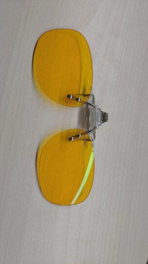 PRiSMA防蓝光眼镜夹片 德国手机电脑近视专用防辐射镜镜架片夹 办公抗疲劳平光护眼 晒单图