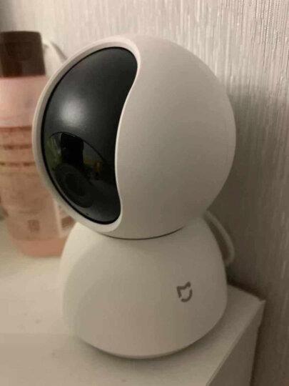 米家(MIJIA)小白智能摄像机小米摄像头360全景拍摄 1080P高清红外夜视 双向语音互动 智能机器人 晒单图