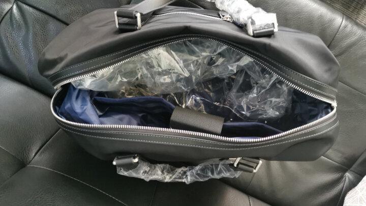 博牌Bopai旅行包 手提行李包男女健身包 休闲旅行袋短途旅游包大容量蓝色32-01732 晒单图
