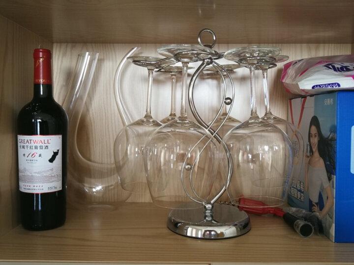 德国进口肖特圣维莎SCHOTT ZWIESEL红酒杯套装水晶波尔多高脚杯葡萄酒杯加醒酒器 6只349赠送异型醒酒器+杯架+3个配件 晒单图