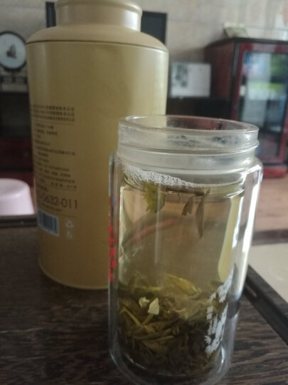 一杯香茉莉花茶特级浓香型茶叶250g花草茶2020新茶散装 晒单图