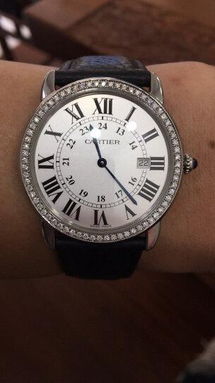 【二手95新】卡地亚手表 solo 系列 后镶钻36mm 石英 女表 男士腕表 W6700255  晒单图