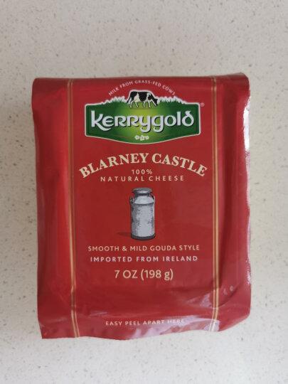 金凯利(KERRYGOLD)布拉尼城堡奶酪 198g(干酪) 晒单图