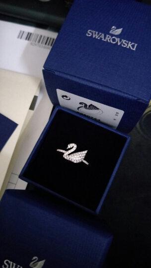 【品牌官方直营】施华洛世奇天鹅  ICONIC SWAN 戒指 时尚优雅 女友礼物 48号 5258398 晒单图