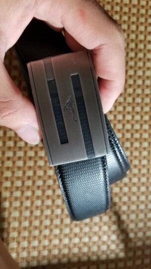 七匹狼(SEPTWOLVES)男士皮带礼盒 钱包腰带 商务简约男款套装L2711黑色 晒单图