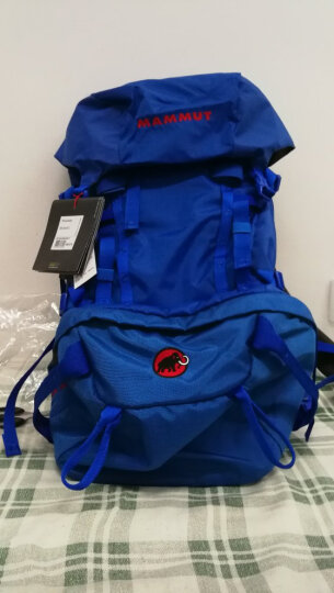MAMMUT 猛犸象 男女通用款先进时尚多功能大容量户外登山背包 2510-03430 深青色42+7 晒单图
