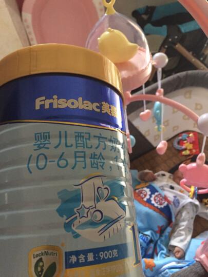 美素佳儿(Friso) 美素力金装1段900克0-6个月婴儿配方奶粉荷兰原装进口 晒单图