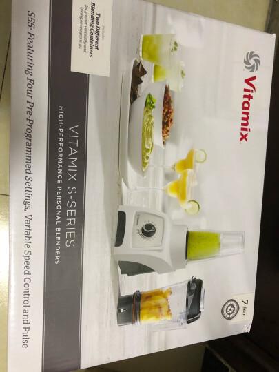 维他密斯(Vitamix)家用原装进口破壁机 S30(黑色)多功能辅食机榨汁机豆浆机果汁机料理机 VM0181 晒单图