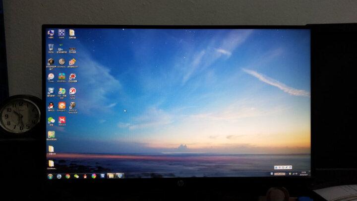 惠普(HP)22W 21.5英寸 显示器 微边框IPS 自营 低蓝光 电脑显示器(带HDMI线) 晒单图