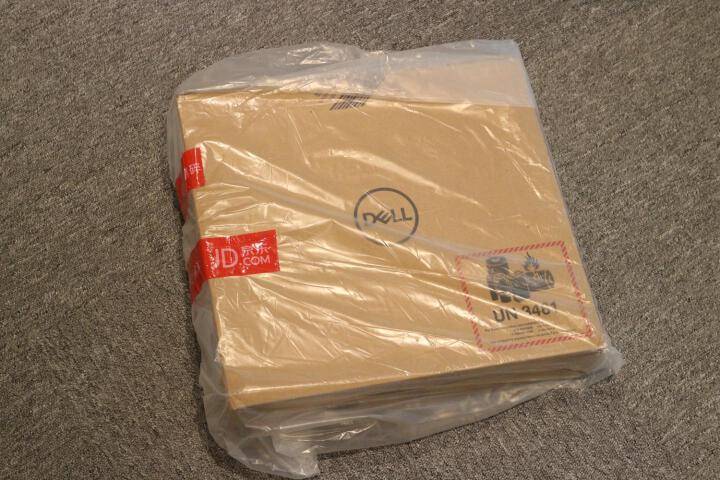 戴尔DELL灵越燃7000 II 14.0英寸轻薄窄边框笔记本电脑(i7-8550U 8G 128GSSD+1T MX150 2G独显 IPS)元気粉 晒单图