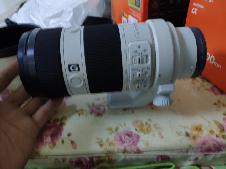 索尼(SONY)FE 70-200mm F4 G OSS 全画幅远摄变焦微单相机G镜头 E卡口(SEL70200G)旅行 运动 体育 风光 晒单图