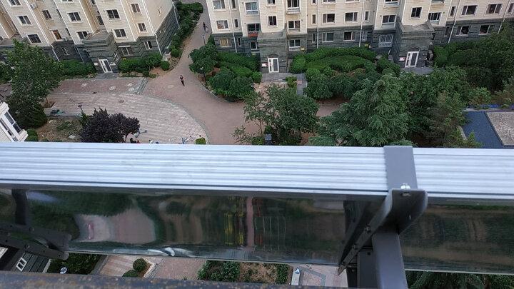 力诺瑞特 智控100升 阳台壁挂式太阳能电热水器家用全自动 光电两用一级能效 卧式承压水箱 晒单图