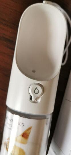 【25省包邮】小佩随行杯宠物狗狗猫咪水杯饮水器外出便携水壶户外随身杯 老款滤芯1盒(共2枚) 晒单图