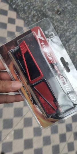 十铨(Team)DDR4 2400 8G 台式机内存条 火神系列 晒单图