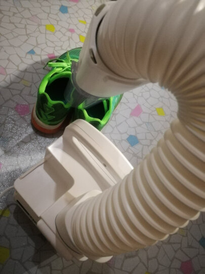 日本爱丽思(IRIS)烘被机暖被机衣服烘干机家用干衣机婴儿衣物风干烘衣机 FK-C2C【浅粉色】 晒单图