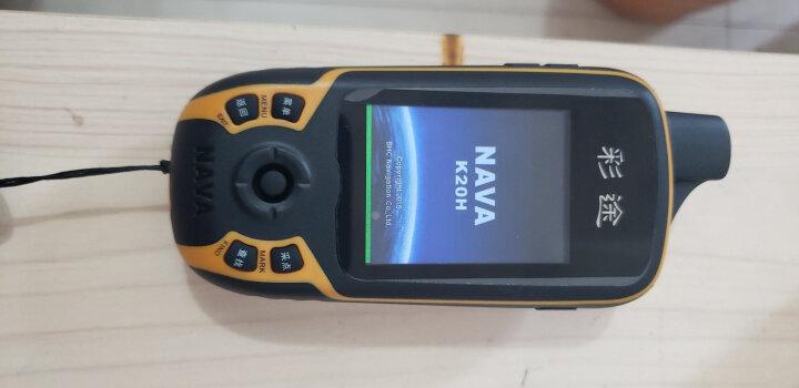 彩途K20H北斗手持GPS定位仪高精度经纬度坐标测量仪K62B户外导航K82B土地面积测亩仪器测距机 K82B(套) 晒单图