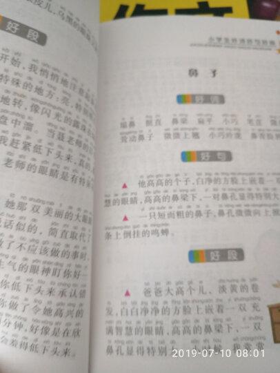 黄冈作文小学生作文书全套4册 三四五六年级作文书 1-6年级满分作文优秀作文素材书 晒单图