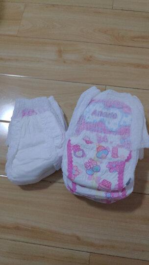 安儿乐(Anerle)扭扭弹力裤(女)大号L22片[9-14kg] 晒单图