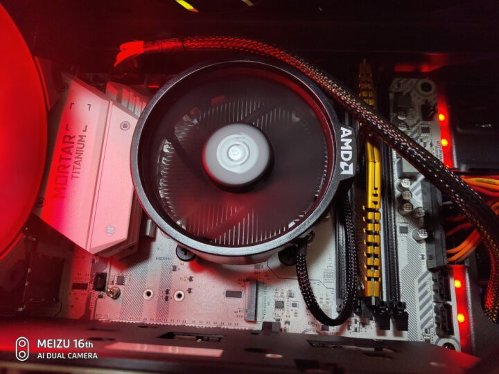 安钛克(Antec)VP350 台式机电脑主机机箱电源350W(48万好评VP系列/主动式PFC/静音风扇/2年换新只换不修) 晒单图