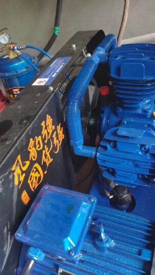 风豹(FENGBAO)0.9-8/12.5上海捷豹空压机7.5kw10P气泵大型空气压缩机真石漆喷砂 0.9-16【380V】 0.9-12.5(压力8-12.5) 晒单图