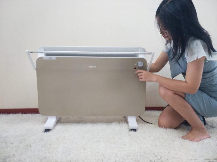 艾美特(Airmate)取暖器/电暖器家用/欧式快热炉 电暖气 电热炉 浴室防水HC22132-W 晒单图