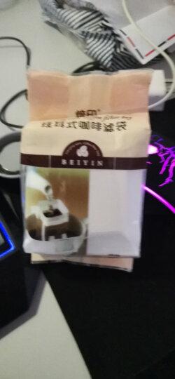 焙印 挂耳咖啡滤纸 50片 便携滴漏式 咖啡粉过滤袋 滤咖啡滤茶叶 晒单图
