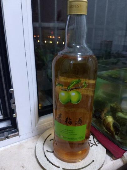 丰收 果酒 葡萄酒 北京特产酒(新产区与老产区随机发货) 青梅果酒700ml*6整箱装 晒单图