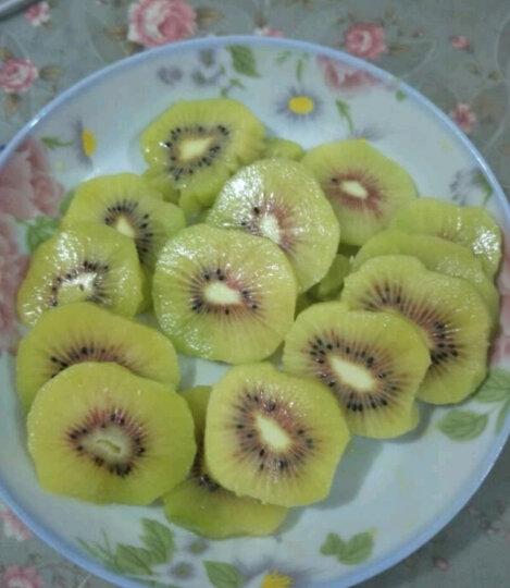 品赞 Zespri新西兰佳沛黄金奇异果8-36个 单果95-105g 黄心猕猴桃金果 进口水果 晒单图