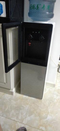美的(Midea)饮水机立式家用办公室双封闭门冷热型饮水机 MYD927S-W升级版 晒单图