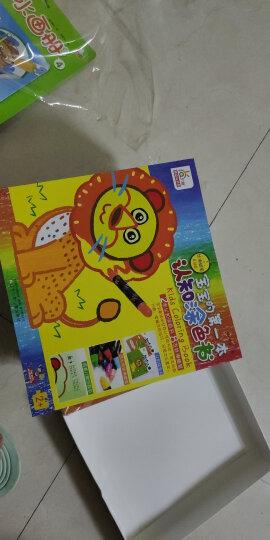 艺趣创意玩具书:宝宝的第一本认知涂色书丝滑蜡笔礼盒装(套装共2册) 晒单图