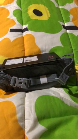 【赞商品】猛犸象(MAMMUT)腰包 男女手机包时尚运动包 防水跑步包2520-00141 钛灰色2升 晒单图