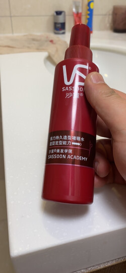沙宣造型啫喱水强力持久150ml(发蜡 发泥 发胶 头发护理 定型喷雾) 晒单图