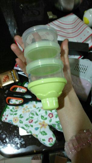 飞利浦新安怡 英国品牌 AVENT 奶粉分装盒蓝SCF846/04 晒单图