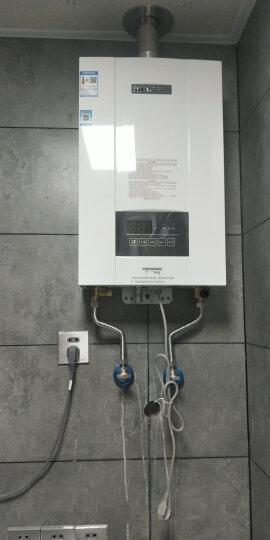 能率(NORITZ)燃气热水器 12升 原装进口CPU 静音恒温 GQ-12F3FEX(天然气)(JSQ24-F3) 晒单图