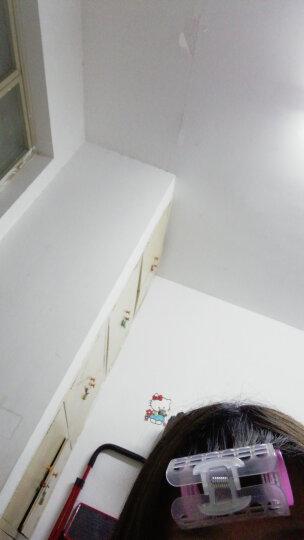 艾君(Ajun) 空气刘海卷发筒不伤发卷发器塑料卷发神器懒人自粘卷发夹内扣大卷 空气刘海卷三个装 大号 晒单图