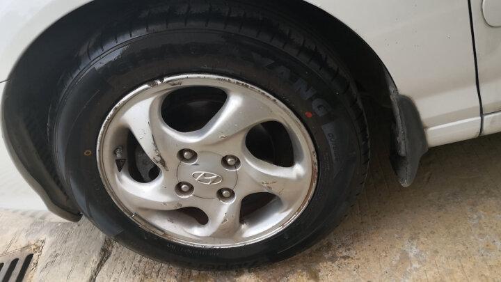 龟牌(Turtle Wax)黑水晶轮毂清洗剂轮胎上光剂轮胎釉套装汽车用品清洗剂送上光海绵 500ml(经销商发货) 晒单图