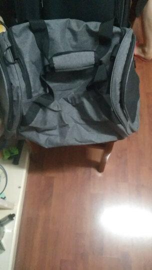 维多利亚旅行者 VICTORIATOURIST旅行包 健身包大容量行李包手提包男女旅行袋V 7010灰色 晒单图