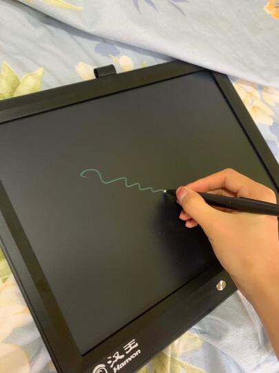 汉王(Hanvon)唐人笔中国风plus 免驱大屏手写板 电脑写字板、老人手写板、电脑手写板 晒单图