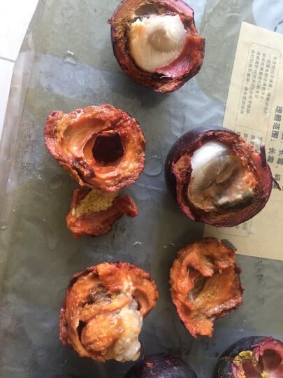 原泽味 泰国进口新鲜山竹水果 3斤装 6A级大果 晒单图