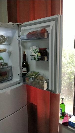 美的(Midea)230升冰箱变频小型家用三门 风冷无霜一级能效大眼萌BCD-230WTPZM(E) 晒单图