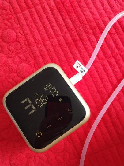 小白熊 吸奶器 电动吸奶器 锂电池可充电式吸乳器静音HL-0851 晒单图