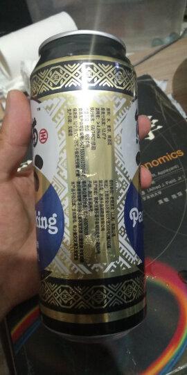 熊猫王(Panda King)白啤酒11度 听罐装 500ml*12听整箱装 晒单图