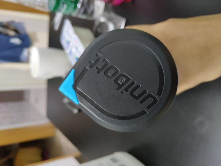 新加坡UNIBOTT优道水杯塑料杯进口Tritan环保材质便携运动茶杯户外旅行水壶防漏随手杯 湛蓝 550ml 晒单图