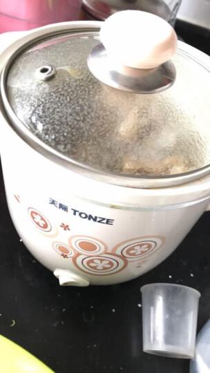 天际(TONZE)电炖锅0.6L 煮粥煲汤 一人享 DDG-7AD 晒单图