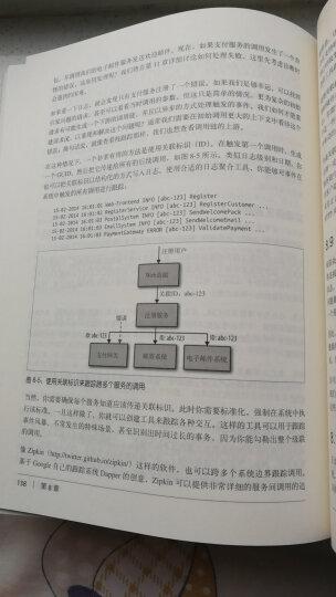 微服务设计(图灵出品) 晒单图