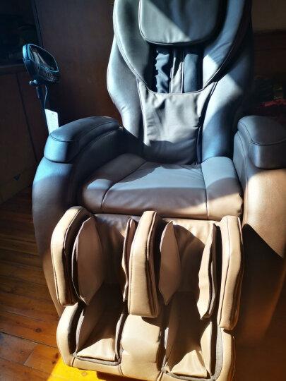 【官方旗舰店】Panasonic/松下按摩椅家用按摩椅全身肩部腰部颈椎按摩 EP-MA2L-T492 厂家直送 晒单图