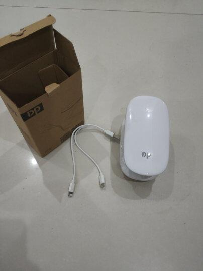 久量(DP)led充电式折叠便携台灯 卧室床头台灯宿舍学生学习读写手机充电功能灯DP-J07 晒单图