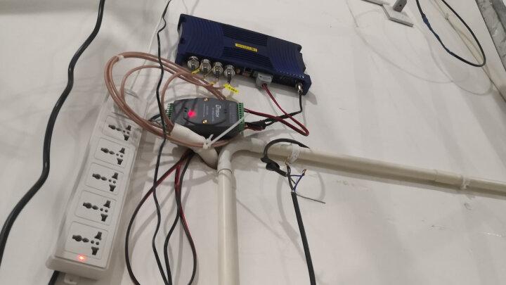 帝特(DTECH) 有源RS485集线器RS232/RS485转2口光电隔离集线器DT-9022I 蓝色 防浪涌 短路保护 光电隔离 晒单图