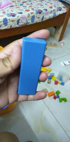 德国(Hape)积木玩具儿童拼搭拼装益智玩具1-3-6岁进口榉木儿童玩具小孩礼物80粒数字字母组合 1岁+ E8022 晒单图